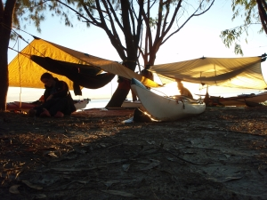 Sea kayak Queensland Duke of Edinburgh Award
