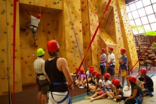 Sunshine Coast Climbing Wall