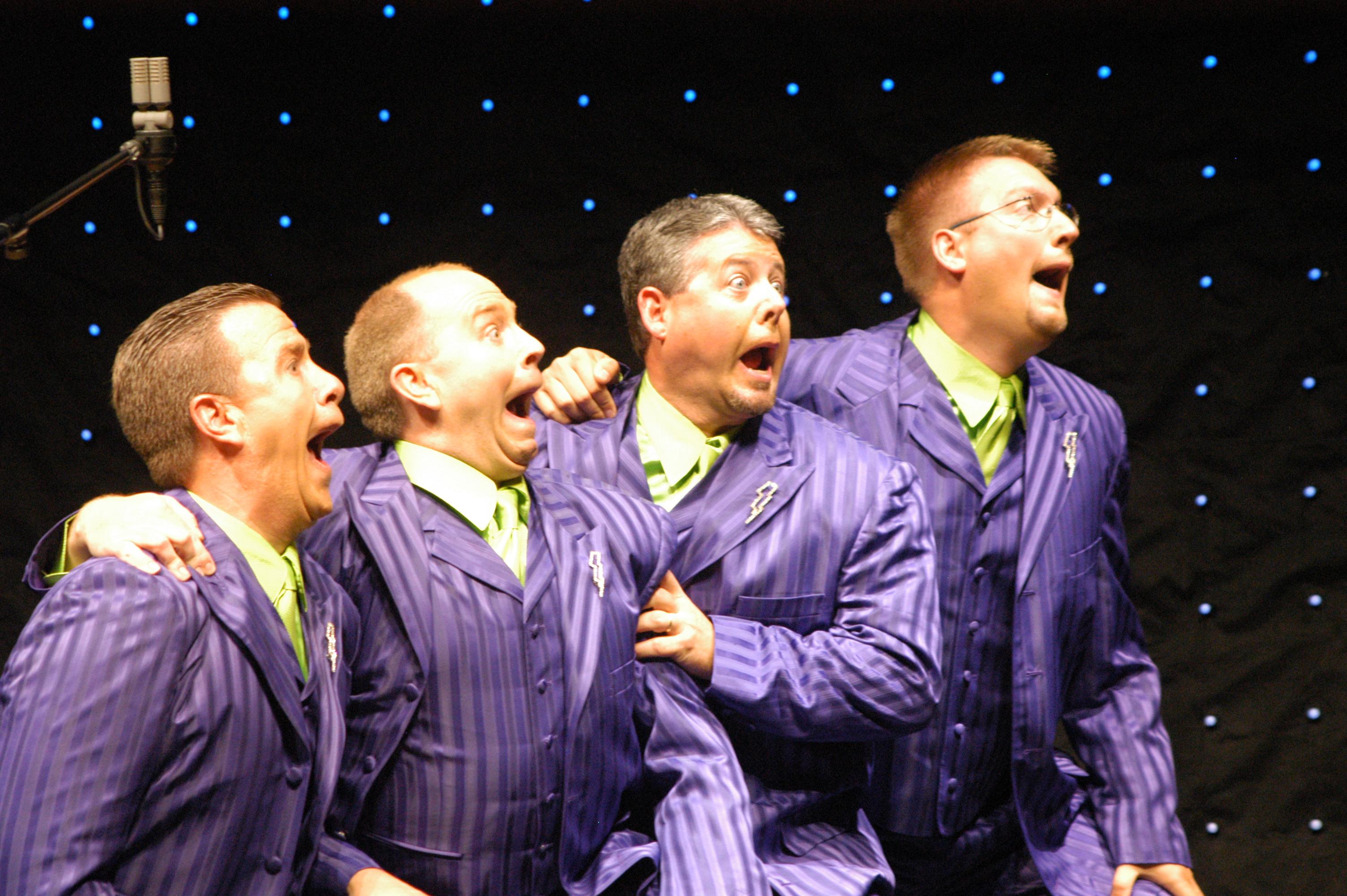 Barber Quartet : Barber Shop Quartet Storm Front to hit QCCC Mapleton Queensland ...