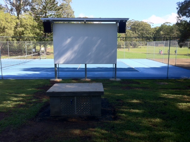 ... Movies at QCCC Mapleton | Queensland Conference and Camping Centres | 640 x 478 jpeg 131kB